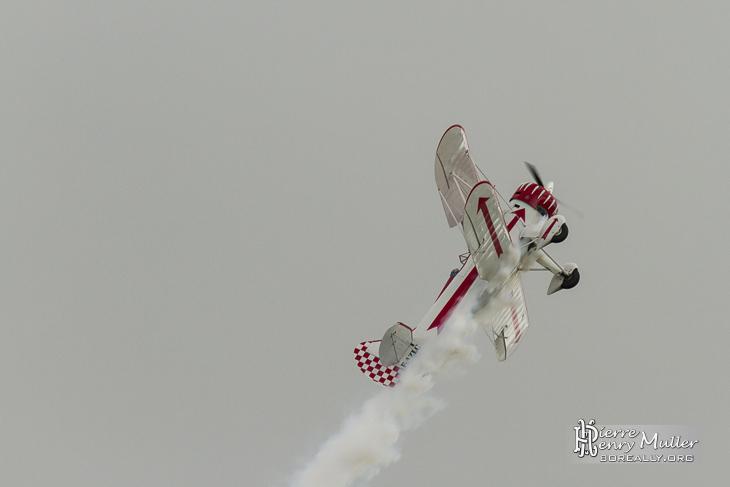 Avion de voltige Waco UPF-7 F-AZLC