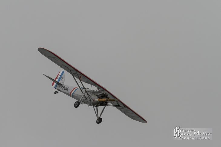 Morane Saulnier au Bourget