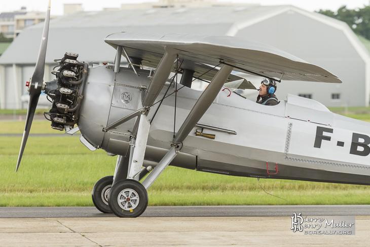 Morane Saulnier MS-317 F-BFZK
