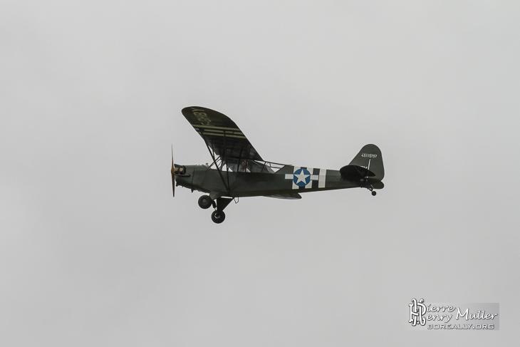 Piper L-4 J30 pour les 100 ans du Bourget