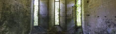 Abbaye des Moulineaux en forêt de Rambouillet