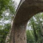Arches du viaduc des Fauvettes à Bures sur Yvettes