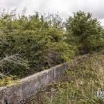 Ligne aérotrain dans les abords de Gometz-la-Ville