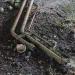 Système hydraulique du rail escamotable de la plateforme Chevilly
