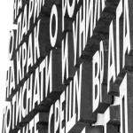 Message en cyrillique sur la façade de Buzludzha