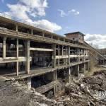 Deuxième batiment du lavoir à charbon de Blayes-les-Mines