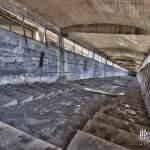 Intérieur d'un des ponts transbordeurs