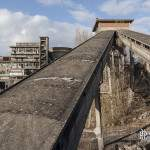 Ponts transbordeurs et lavoir à charbon à Carmaux