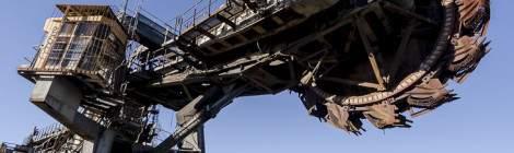 Mine de charbon à Carmaux / Blayes-les-mines