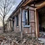 Village abandonné des mineurs de Carmaux
