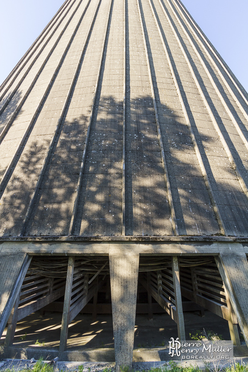 Cooling tower IM Charleroi