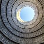 Intérieur de la tour de refroidissement IM CharleroiIntérieur de la tour de refroidissement IM Charleroi