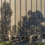Perspective parallèle de la tour de refroidissement