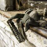 Embout bucal d'un appareil respiratoire pour les mineurs de la mine de charbon