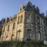 Chateau de Bonnelles façade sud