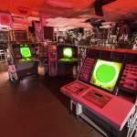 Central Opérations CO du Colbert en lueur rouge