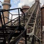 Rampe de convoyeur de la forge de Clabecq