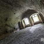 Pièce de la caserne du fort de la Chartreuse