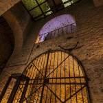Abris pour matériel dans les souterrains du Fort du Haut Buc