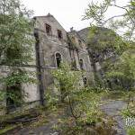 Caserne du Fort du Portalet depuis l'extérieur
