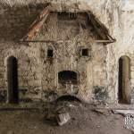 Four en forme de bonhomme au Fort du Portalet