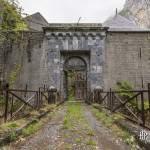Pont d'entrée du Fort du Portalet