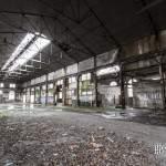 Friche industrielle de la papeterie Darblay