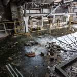 Papeterie abandonnée Darblay à Corbeil Essonnes