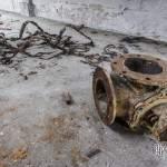 Raccord de vanne hydraulique abandonné