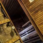 Ancien sauna de la piscine Keller dans le quartier Beaugrenelle à Paris