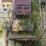 Panneau de contrôle avec tuyaux en caoutchouc à l'usine SAFEA