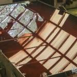Vue d'ensemble d'un bain d'acide de décapage de pièces industrielles à SAFEA