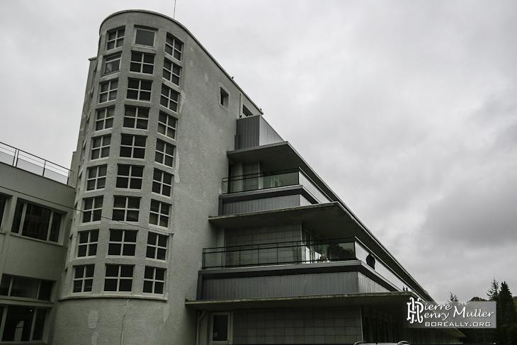 Pavillon des Enfants dit Pavillon des Cèdres actuel hôpital du Vexin