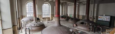 Brasserie à bière Stella Artois Leuven