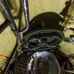 Ecoutille d'accès au compartiment périscope
