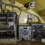 Poste radio du sous-marin Black Widow