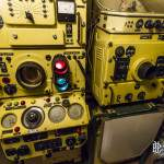 Poste sonar du sous-marin russe classe Foxtrot