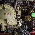 Système hydraulique du sous-marin Scorpion