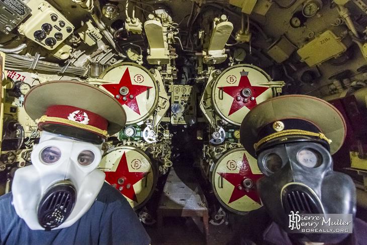 Toxic leak in the torpedo? No worries!