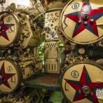 Tubes lance torpilles avant du sous-marin foxtrot Black Widow