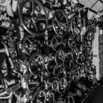 Vannes de contrôle des ballasts du sous-marin