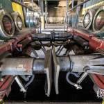 Attelage de deux trains SNCB