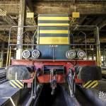 Locomotive 7348 en attente de ferraillage