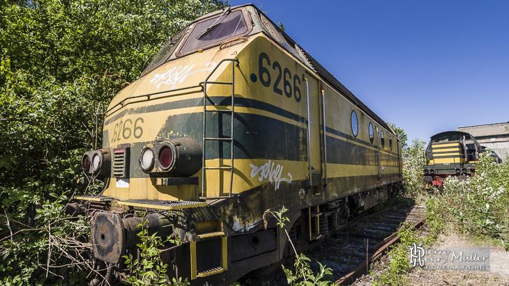 Locomotive lourde SNCB 6266