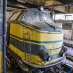Locomotive SNCB 5150 série 51