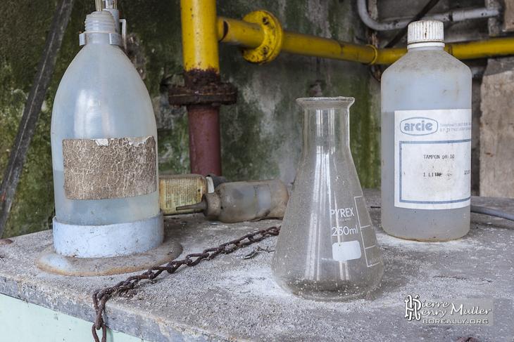 Equipement de laboratoire chimique à Béatex