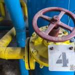 Volant vanne à l'usine Pierre Laulhère à Oloron Sainte-Marie