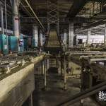 Convoyeur et répartition sur les chaines de production