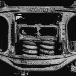 Profil d'un bogie de wagon