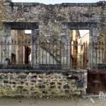 Devanture maison d'Oradour sur Glane